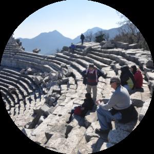 Antalya - theater
